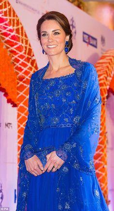 Stunning Duchess Catherine
