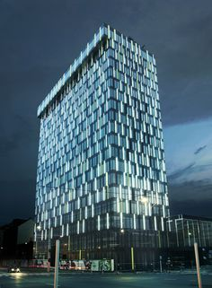 Illuminated Power Tower
