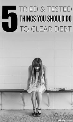 Back in August 2013 we were in a right pickle financially. Not only were we spending more than we had coming in but we had also accrued over £40,000 worth of debt! Today is different! I am going you give you my top pieces of advice to taking back control of your finances and dealing with debt so that you can start heading towards that debt free day as well.