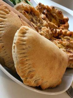 Ost-och skinkpiroger – Alla goda ting Ost, Apple Pie, Prom Dresses, Desserts, Tailgate Desserts, Deserts, Postres, Dessert, Apple Pie Cake