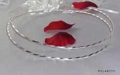 Greek Stefana, Silver Plated & Stefanothiki, Orthodox Wedding Stephana, Wedding Crowns With Crown Case,