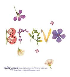 Floral congratulations card Bravo Congrats Flower wedding