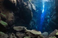Thingvellir Lake Iceland   ... – Thingvellir National Park (Þingvellir) – Iceland – Europe