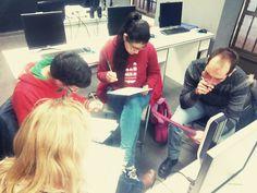 TALLER IV. Procesos de selección. Programa orientación y coaching para el empleo. Centro Juventud Sonseca