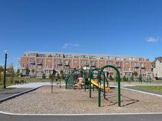 Davenport Village town homes Baseball Field, Homes, Houses, Baseball Park, Home, At Home