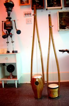 Iner Souster and the Experimental Instruments He Lives With Instruments, Live, Home Decor, Decoration Home, Room Decor, Home Interior Design, Musical Instruments, Home Decoration, Tools