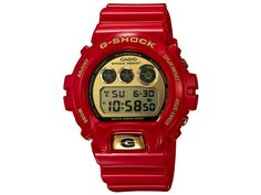CASIO G-SHOCK DW-6930A-4JR Rising Red GSHOCK 30th Anniversary Model