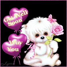 Wish You Get Well Soon | ... com/wp-content/uploads/2011/11/Puppy-Wish-%E2%80%93-Get-Well-Soon.gif