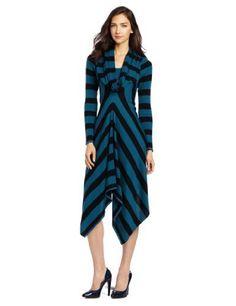 Evolution by Cyrus Womens Long Sleeve Sharkbite Dress, Ocean Blue/ Black, Medium Evolution by Cyrus,http://www.amazon.com/dp/B00A4CPAZ4/ref=cm_sw_r_pi_dp_Ps2trbAFF67045BD