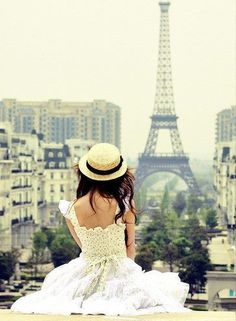 I like the Paris from this view