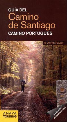 Guidebooks of the Caminho Português de Santiago