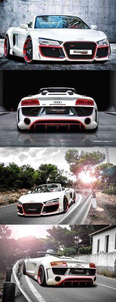 Audi R8 V10 Spyder TE
