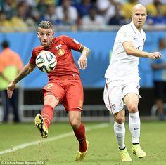 Atletico Madrid'in Belçika'lı savunma oyuncusu Toby Alderweireld'in Premier Lig ekiplerinden Southampton'a transferi gerçekleşti.