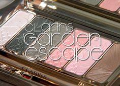 Clarins Garden Escape Six Colour Eye Palette