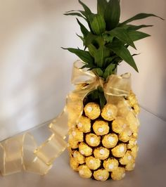 Ferrero Rocher Pineapple Hidden Champagne by ProjectBoothDesigns ...