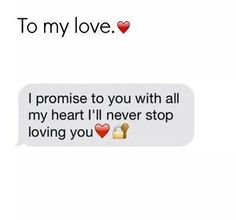 Never in a million years babe, I love you with everything I am 🥓🥓 Love Promise Quotes, You And Me Quotes, First Love Quotes, Couples Quotes Love, Romantic Love Quotes, Love Quotes For Him, New Year Quotes For Couples, Happy New Year Love Quotes Relationships, Distance Relationship Quotes