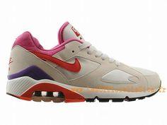 a2b62e1ca5d46 Boutique Nike Air Max Terra 180 Chaussures Nike Pas Cher Pour Pour Homme  Blanc Rouge-626960-165-Boutique de Chaussure Nike TN France - NewTn2015.Ch