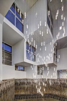 CBRE Denver Metropointe, Denver, CO. Architect: AECOM (Photo courtesy of AECOM)