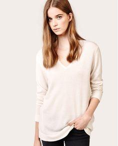 Long Jumpers, Pulls, Off White, Knitwear, Women Wear, Long A, cdc1109b7cf