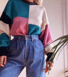 look fashion - Retro Outfits, Mode Outfits, Cute Casual Outfits, Dress Outfits, Vintage Outfits, Fashion Outfits, Fashion Ideas, Dress Fashion, 80s Style Outfits
