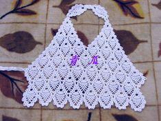 Résultats de recherche d'images pour « tops a crochet patrones Shorts Crochet, Crochet Halter Tops, Crochet Clothes, Crochet Bikini, Crochet Diagram, Crochet Motif, Crochet Designs, Knit Crochet, Daughters