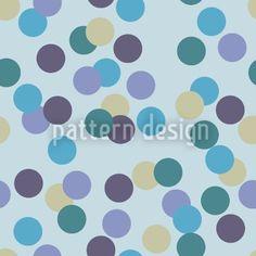 Hochqualitative Vektor-Muster auf patterndesigns.com - Konfetti-III, designed by Christina Wasenegger