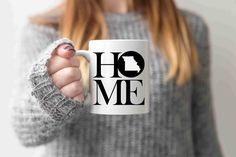 Missouri Mug State Mug Coffee Mug Home Mug Homesick Gift Personalized Mug Custom Mug Missouri Gift Welcome Home Gift Housewarming Gift
