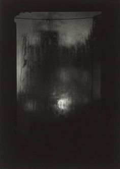 Uneasy Night - from the series Rememberances, by Josef Sudek 1959
