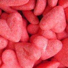 site idéal pour le candy bar : bonbons en vrac à petit prix  PIERROT GOURMAND Coeur Fraise en sac de 1.5 kg 6,90€
