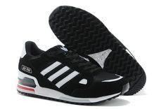 9ac1ed67c1220 zapatillas adidas zx 750 hombre g64001 negras blancas