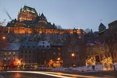 Vieux Quebec (Quebec City, Quebec, Canada)