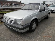 OPEL Ascona 2000i GLS, Petrol, Second hand/used, Automatic