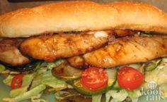 Het 'chicken teriyaki' broodje van Subway kun je hartstikke makkelijk zelf maken met dit recept!