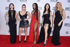 American Music Awards Fifth Harmony Fifth Harmony, Ally Brooke, Selena Gomez, Kendall, American Music Awards 2015, Bebe Rexha, Celebs, Celebrities, Taylor Swift