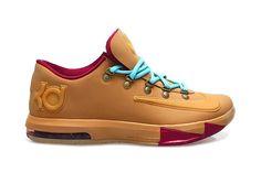 9d51073564a8 Nike KD VI EXT Gum QS. Nike Kd ViKd 6 ShoesShoes 2014Nike Factory OutletNike  OutletKevin DurantNike ...