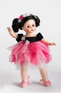 Madame Alexander -Blushing Petals Ballerina