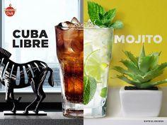 CUBA LIBRA O MOJITO