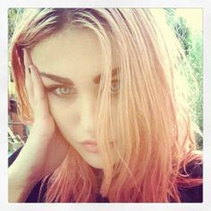 mad hair styles isaiah silva frances bean cobain s bf pretend 8356 | 75ef60ef00c8356ff791616150c51eb1 beautiful witch beautiful people