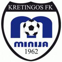 1962, FK Minija Kretinga (Lithuania) #FKMinijaKretinga #Lithuania (L10689) Soccer Logo, Soccer Teams, Club, Team Logo, Profile, History, Logos, Badges, Life