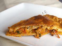 Spanish Kitchen, Chorizo, Empanadas Recipe, Pie Cake, Apple Pie, Lasagna, Quiche, Meals, Ethnic Recipes