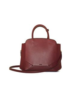 Auxiliary Bega Satchel bag, available at Aritzia.com.