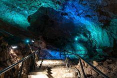 Iberger Tropfsteinhöhle – Geopark Harz – Braunschweiger Land – Ostfalen Devon, Aquarium, Most Beautiful, Germany, Caves, Lifestyle, Check, Iron Ore, School Holidays
