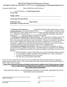 Free sample legal separation agreement form for georgia by nyy13910 performance contract 2 performance contract platinumwayz