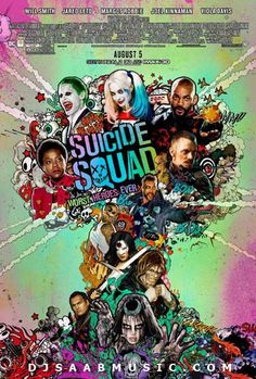 Movie : Suicide Squad Language : English Genre : Action, Adventure, Fantasy Director : David Ayer Writer : David Ayer Starcast : Will Smith, Jared Leto, Margot Robbie Release : 5 Aug 2016