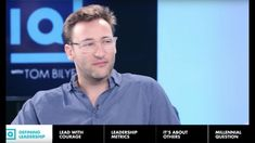 Simon Sinek on How to Get People to Follow You - Inside Quest Show Legen... Simon Sinek, Best Documentaries, Follow You, Ted Talks, Try Again, Madness, Leadership, Interview, Motivation