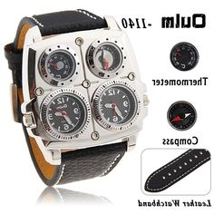 31.89$  Watch now - https://alitems.com/g/1e8d114494b01f4c715516525dc3e8/?i=5&ulp=https%3A%2F%2Fwww.aliexpress.com%2Fitem%2F2016-TOP-Brand-Luxury-Design-Oulm-Watches-Men-Full-Steel-Quartz-watch-Antique-Male-Casual-Military%2F32739487045.html - 2016 TOP Brand Luxury Design Oulm Watches Men Full Steel Quartz-watch Antique Male Casual Military Wristwatch Relojes Hombre