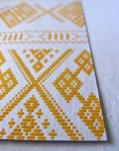 Kogin pattern - Google 検索 Embroidery Stitches, Embroidery Designs, Silk Taffeta, Bargello, Darning, Blackwork, Handicraft, Needlework, Cross Stitch