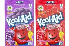 Kool-Aid Packets - As low as $0.21 per Packet Shipped! Strawberry Lemonade, Pink Lemonade, Kool Aid Packets, Amazon Subscribe And Save, Grocery Deals, Mixed Berries, Candy Store, Lemon Lime, Refreshing Drinks
