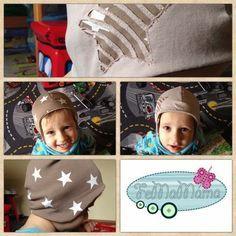 Freebook FeMaMü Mütze, Enganliegende Beanie Mütze mit Ohrenklappen - KU 34-54