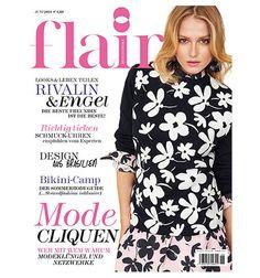 Flair im Juni 2014: Diese Ausgabe steht ganz unter dem Zeichen der Freundschaft. Freundinnen Looks, Modecliquen und was Freundinnen bewegt lesen Sie ab jetzt in der neuen flair. Viel Vergnügen http://www.flair-magazin.de/fashion/artikel/flair-im-juni-ein-blick-ins-heft.html